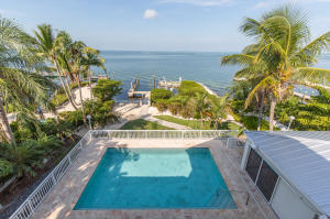 On coveted Plantation Blvd. in Islamorada