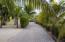 Cobblestone pavers throughout entire 6 acres