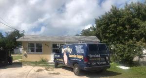Concrete conch cottage, impact windows, new appliances, move in ready.