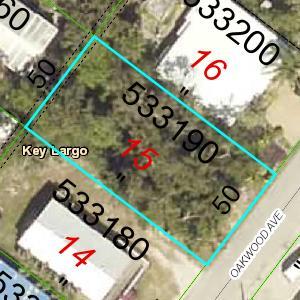 806 Oakwood Avenue, Key Largo, FL 33037