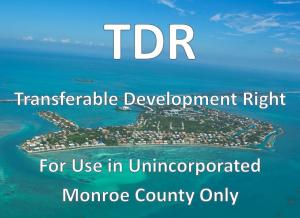 1 Transferable Development Right, Other, FL 33070