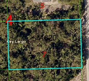 Vacant Land Jones St., Key Largo, FL 33037