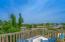 Upper level sun deck