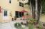 Garden patio of 16A: pre-irma