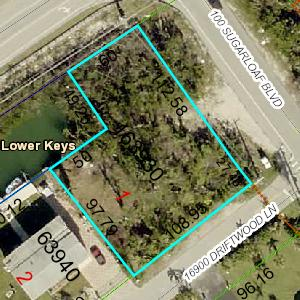 16961 Driftwood, Sugarloaf Key, FL 33042