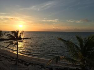 Majestic sunrise from your condo