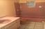 Common bathroom.