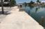 Concrete Seawall in excellent shape