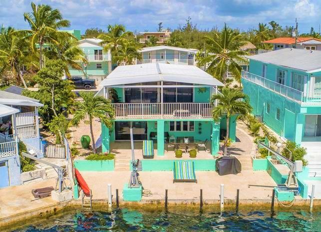 Fine Oceanfront Homes Fl Keys Real Estate Islamorada Marathon Interior Design Ideas Gresisoteloinfo
