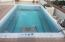 roof top endless swim spa pool