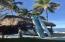 Beach side Tiki Hut