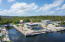With plenty of dockage AND your own boat ramp
