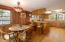 Upstairs Dining & Kitchen