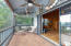 Upstairs Screened Porch with Expansive Lake Views