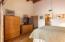 Upstairs Master Bedroom & Office