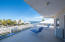 Large, open deck off the master bedroom