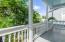 Upper-level porch