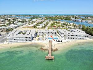 201 Ocean Drive E 2-103, KEY COLONY, FL 33051