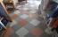 Kitchen - vinyl floorr