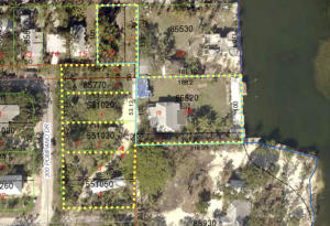 5 lots - 64,883 total square feet