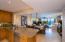 Open floor plan allows for views as soon as you walk through the front door