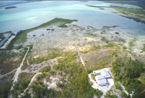 3.5 Acres of pristine waterfront property