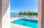 Beautiful concrete pool