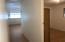Hallway bedroom #2 and kitchen
