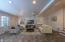 Virtual Staged Living Room