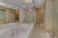 Tub with jets, separate shower
