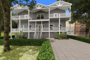 Rendering of potential home