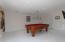 Bonus space currently used as billiard room