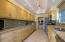 Enormous galley Kitchen