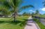 Sombrero Beach walk ways
