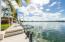 105' Dock w/ 20,000lb Boat Lift