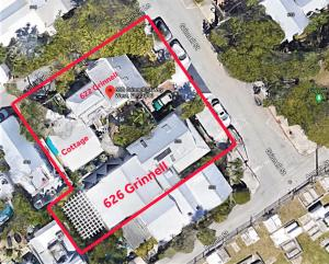 622 - 626 Grinnell Street, Key West, FL 33040