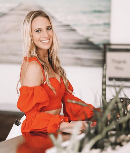 Kelsey Caputo agent image