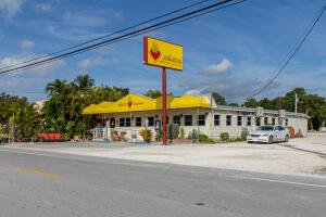 Here is your chance to own a turnkey restaurant property in paradise! Recently updated and renovated, this restaurant property is a staple to the local community.PRIME US1 FRONTAGE, Average daily traffic is over 16,000! Total of 168 seats, qualifies for SRX license, and offers tons of parking on the 20,000sqft lot. This property is ready to go, don't miss this opportunity!