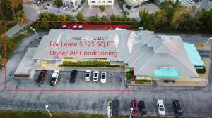 Prime location in Islamorada!  Pelican Plaza is located across from Founders Park.  Highly visible on US 1 with 1.69 acres. 5125 sf net leasable retail space with plenty parking. Asking $25 sf Triple Net Lease-NNN