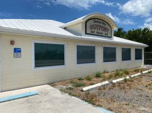 Formerly the Grassy Key Outpost. This property was a hidden gem pre Irma. The building was extensively upgraded in 2013.Irma did damage the equipment as water infiltrated the building via grease the trap. The building was cleaned up immediately after Irma. The beer cave is still in place as is pizza oven and other items related to the former restaurant bar. This building is ready to get back on tripadvisor, as one of the best stops in the Keys. There are flood doors, impact windows, the bar is still great condition (hand crafted by Made in the Shade).