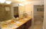 Marble and travertine baths