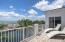 Sun deck overlooking waterway and the Atlantic