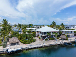 Home with extra lot in Port Antigua!