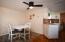 As purposed dining room