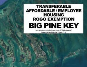 AFFORDABLE/ EMPLOYEE ROGO, Big Pine Key, FL 33043
