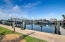 Exceptional marina with concrete pilings and 5ft control depth