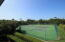 Excellent tennis facility