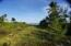 Long range view of the ocean on this over 700ft deep property.