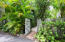Gate into backyard