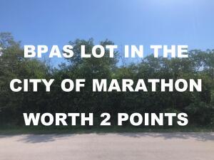 Lot 6 Avenue K, Marathon, FL 33050